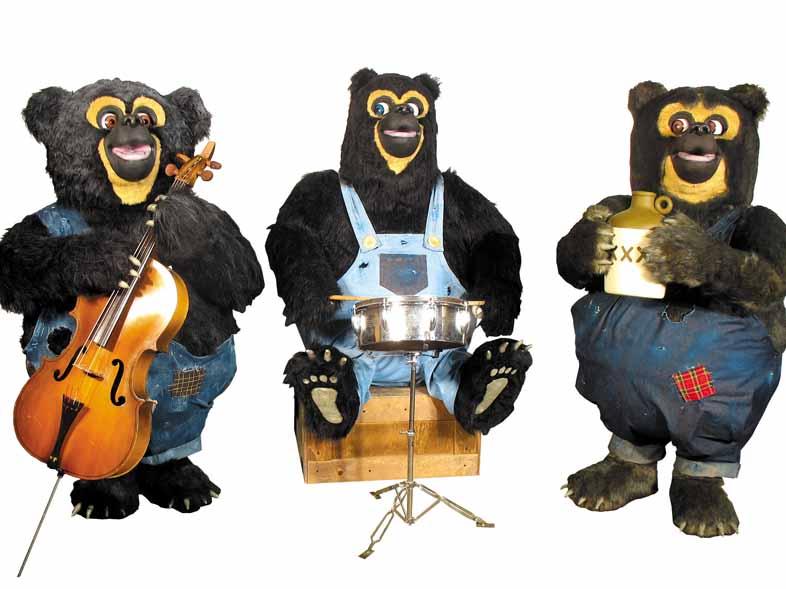 bear-band
