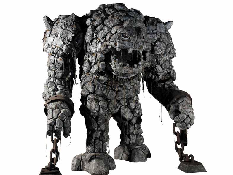 rock-monster