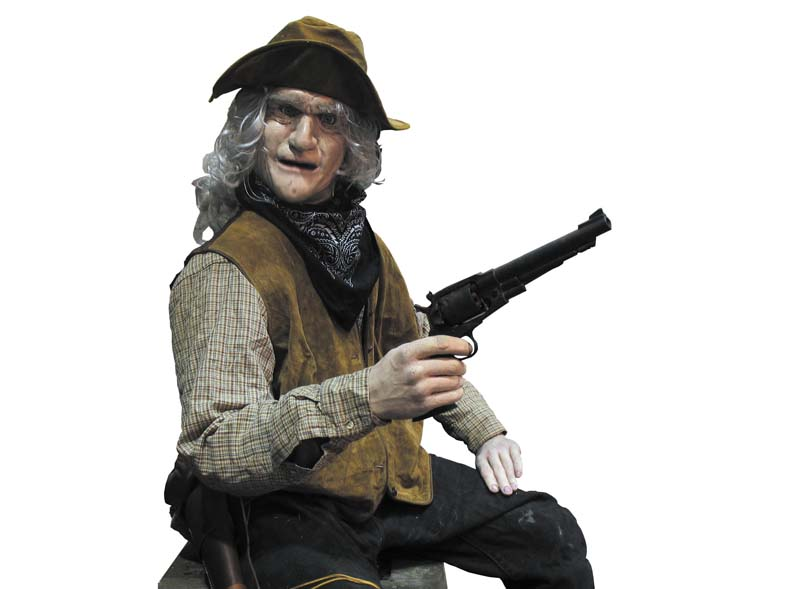 cowboy-animatronic